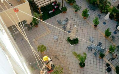 Los Trabajos Verticales Son La Opción Práctica Y Eficiente Para Reformas de fachadas