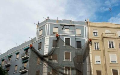Redes de seguridad para nuestros trabajos verticales
