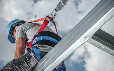 Conoce la importancia de la seguridad en trabajos verticales
